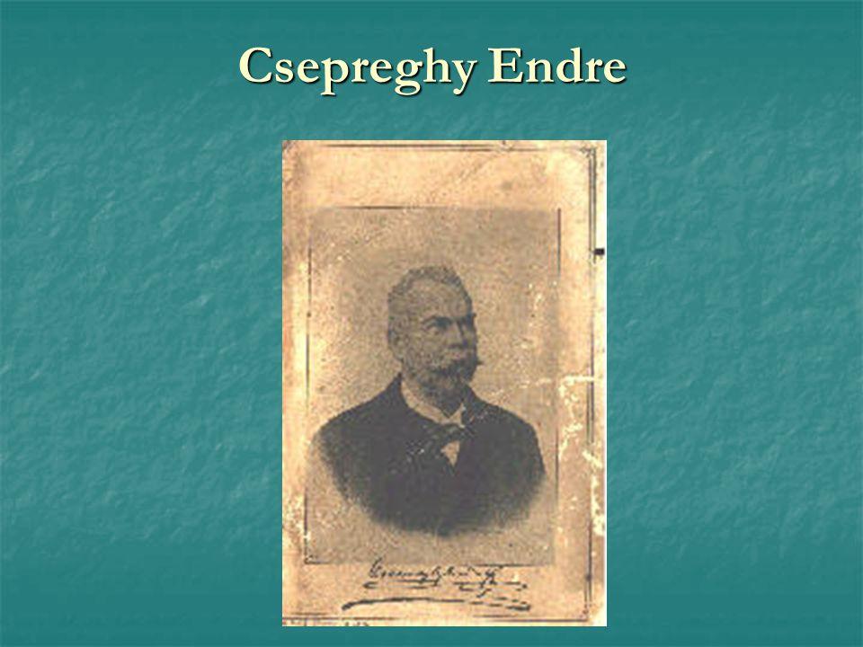 Csepreghy Endre