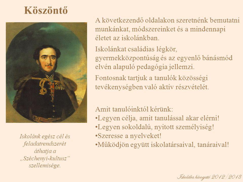A Széchenyi István Általános Iskola szeretettel várja a jövő tanév elsőseit, a most nagycsoportos óvodásokat.