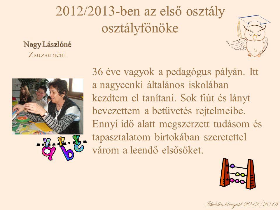 Iskolába hívogató 2012/2013 Énekkar és Zene oktatás Hegedű és furulya oktatást is választhatják Az énekkarosok mindig elvarázsolják a közönséget