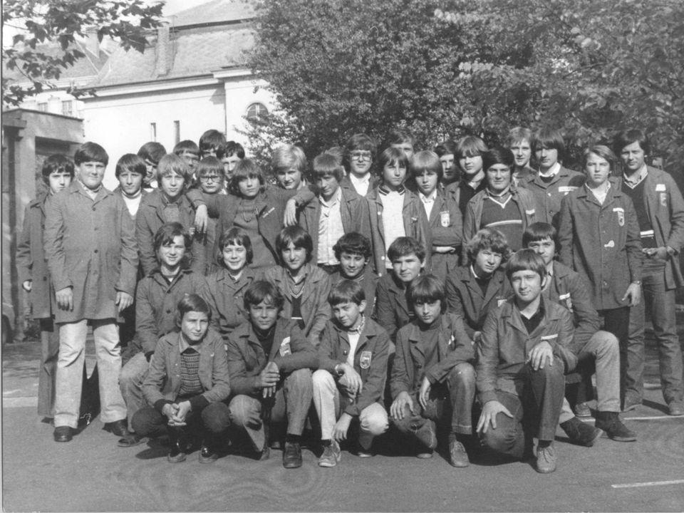 Radócz János alias: Radi 1980 1984