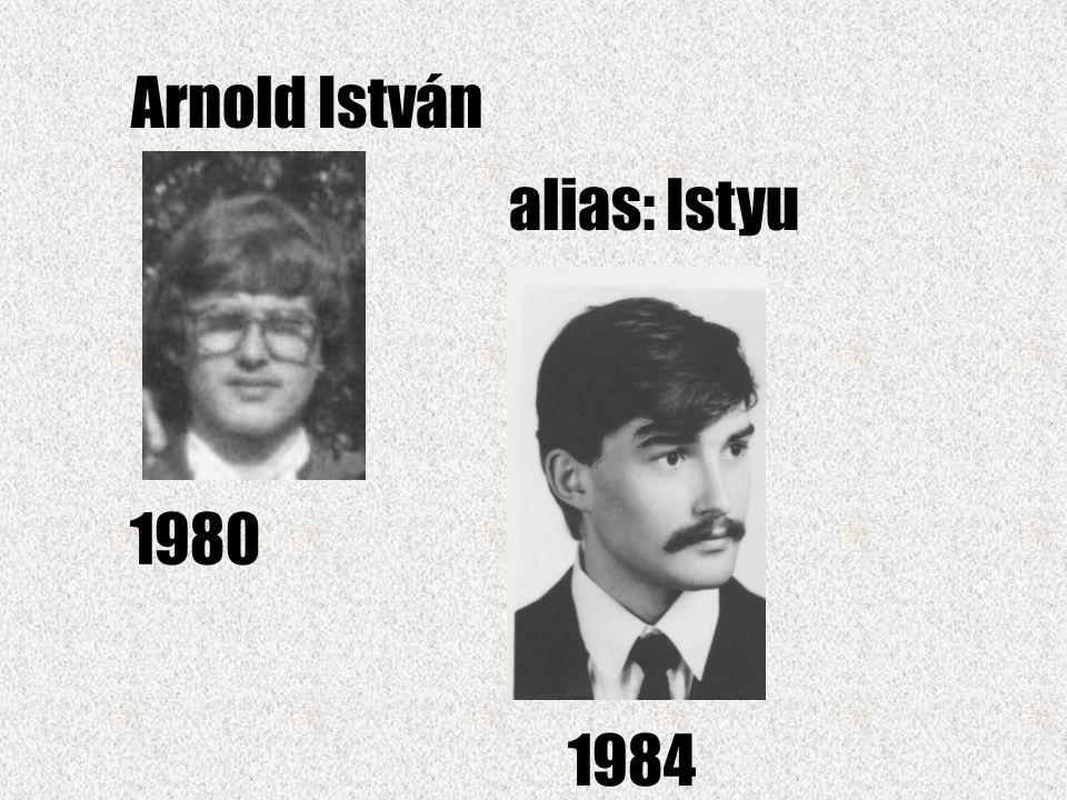 Tóth Péter alias: Petya 1980 1984