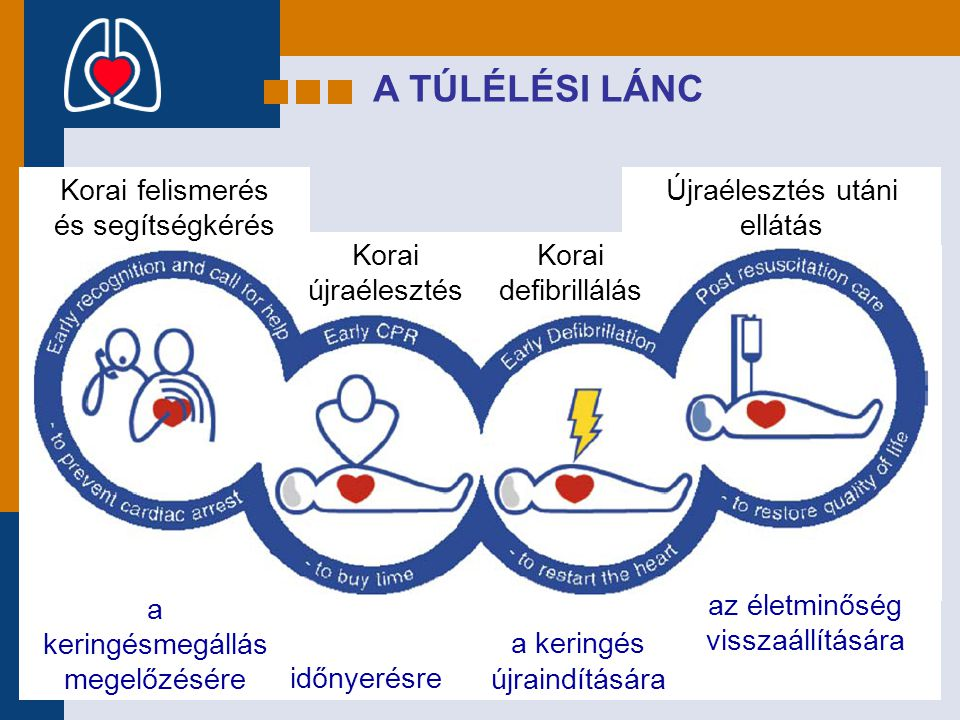 European Resuscitation Council 30 MELLKASI KOMPRESSZIÓ Óvatosan közelíts.
