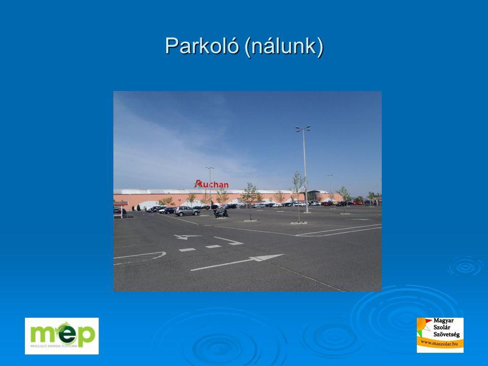Parkoló (nálunk)