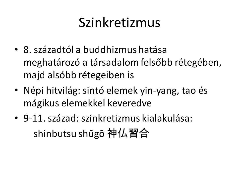 Szinkretizmus • 8.