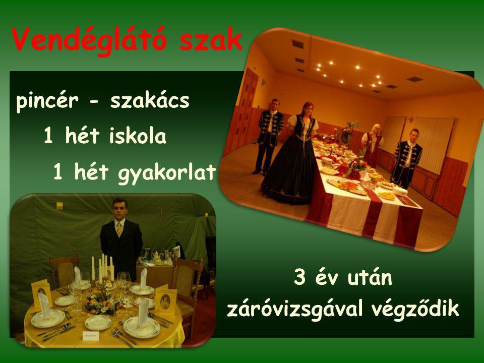 Gyakorlati helyek -Sir Percival étterem -Patho Páll étterem -Ceasar pizzeria -Miratti étterem -Sir Higgins étterem - St.