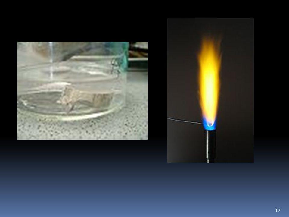 Fontosabb vegyületei 18 Vegyületeiben a nátrium oxidációs száma +1.