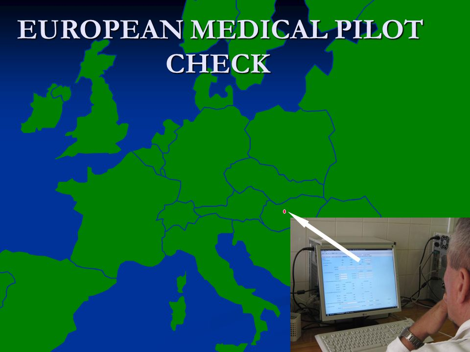 EUROPEAN MEDICAL PILOT EUROPEAN MEDICAL PILOTCHECK