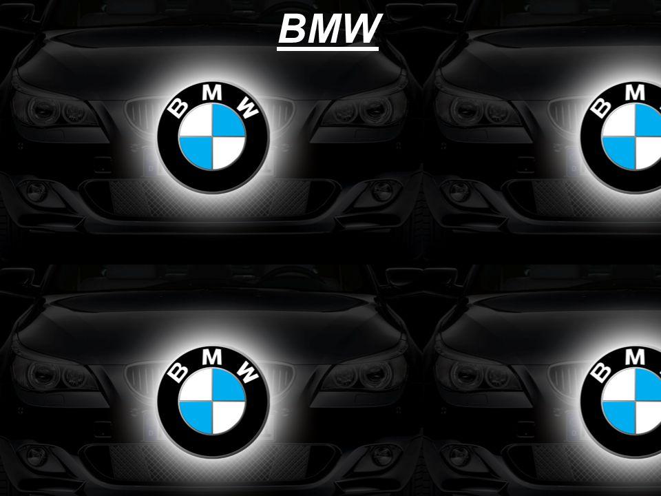A BMW (Bayerische Motoren Werke AG, azaz Bajor Motorgyár Rt.) autók, motorkerékpárok és motorok német gyártója.
