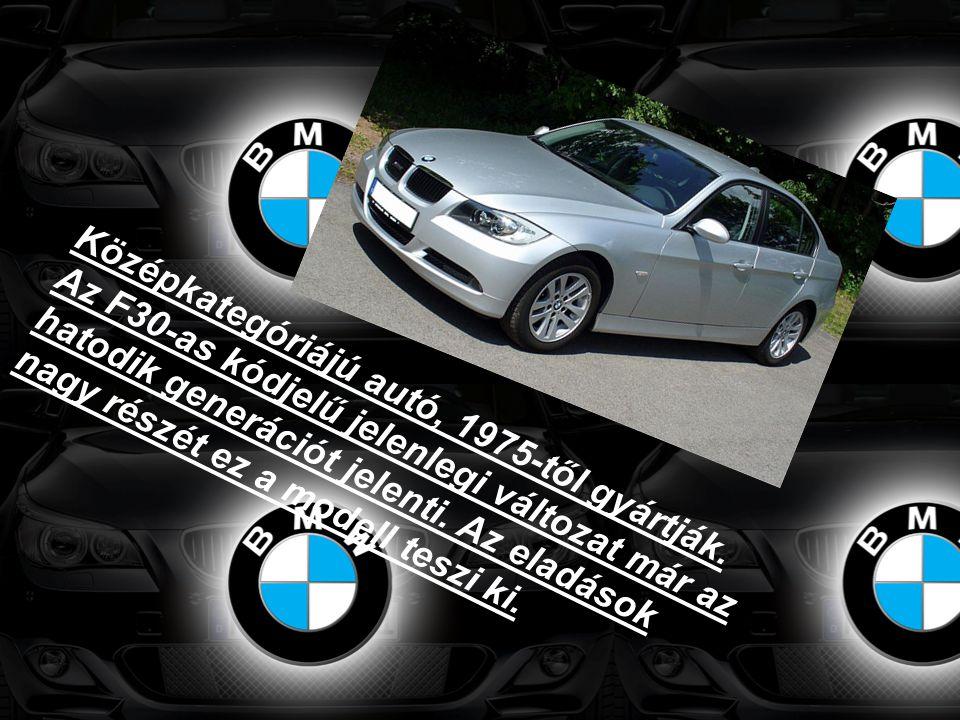 A 6-os széria a BMW luxus-túrakupéja, melynek alapját az ötös sorozat adja.
