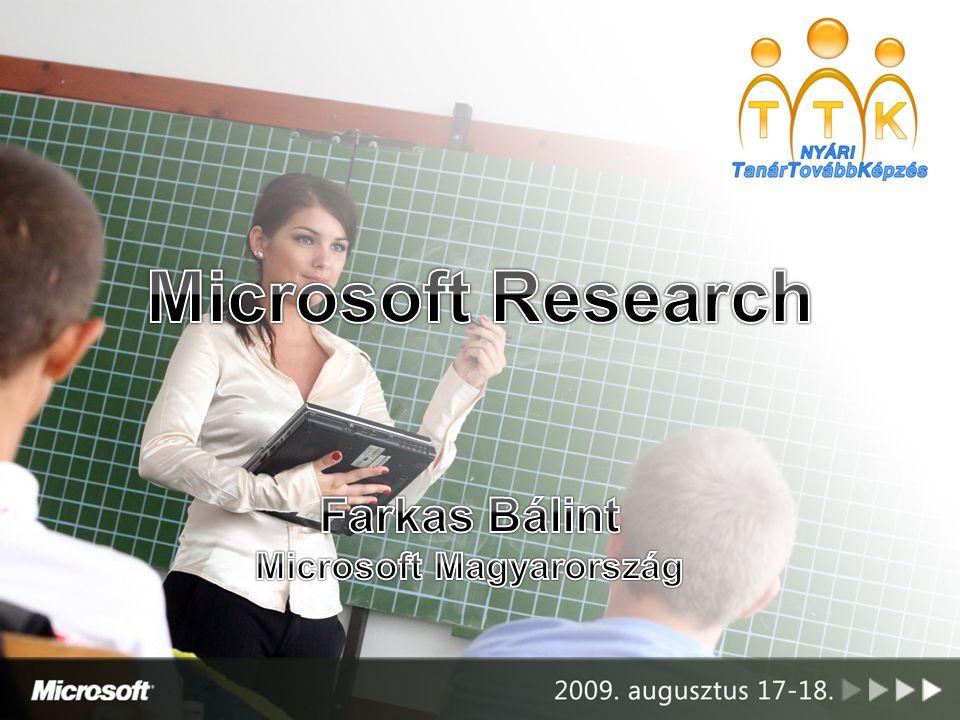 Visszatekintés •Hogy lehet az, hogy a Windows még mindig piacvezető?