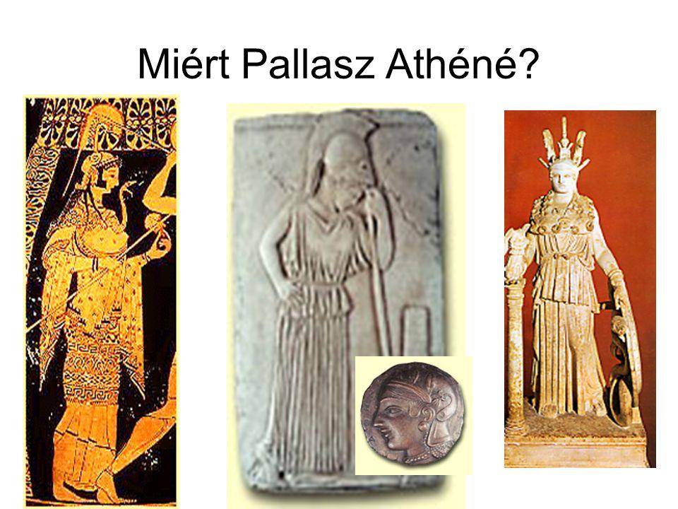 Miért Pallasz Athéné?