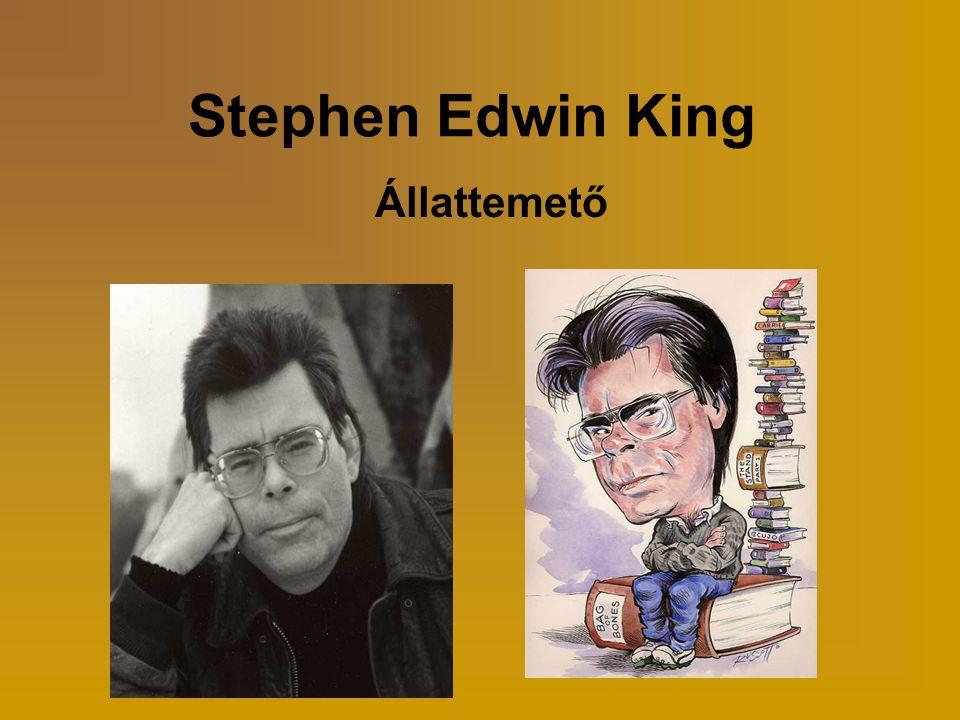 Stephen Edwin King Állattemető