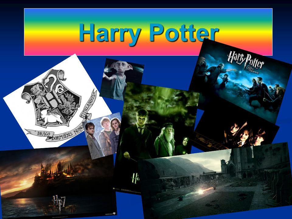 Harry Potter kezdete  J.K. Rowling írta.