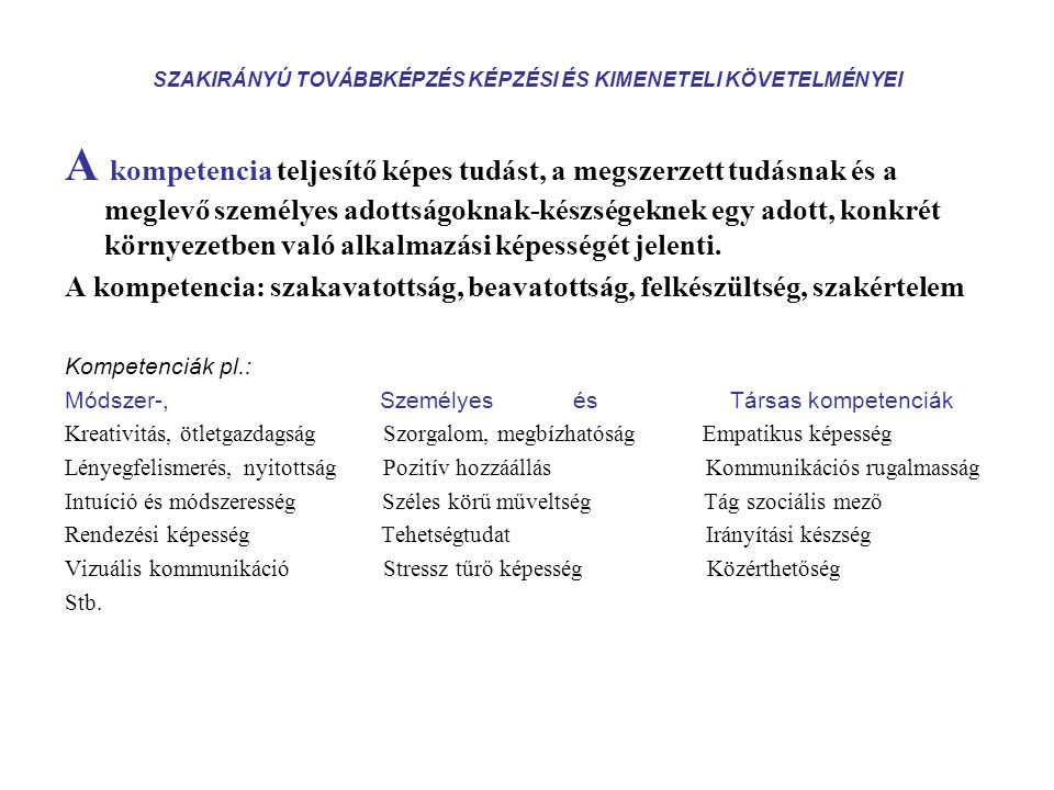 """""""OKJ-s KULTURÁLIS MENEDZSER KÉPZÉS SZAKMAI KÖVETELMÉNYMODULOK FELSOROLÁSA: 1544-06 Kulturális tartalmak közvetítése 1546-06 Felnőttképzési programok szervezése a helyi közművelődési rendszerben."""