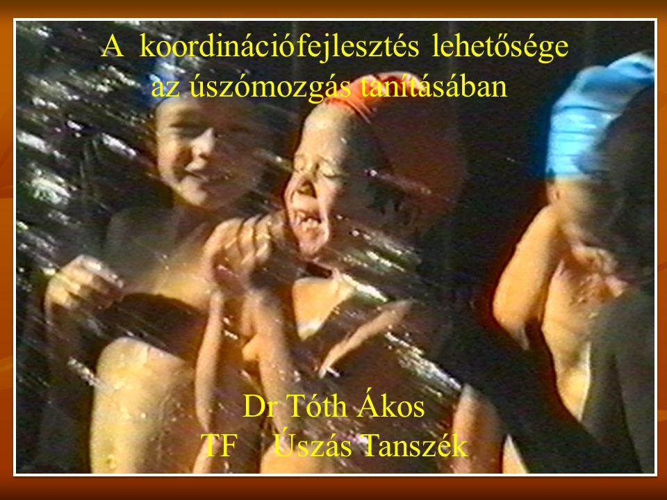 Súlyos tévedés, ha az úszótanfolyamok befejezése után a legügyesebb gyermekeket világverő Súlyos tévedés, ha az úszótanfolyamok befejezése után a legügyesebb gyermekeket világverő tehetségnek kiáltjuk ki, s a magyar úszósport letéteményeseit látjuk bennük!!.