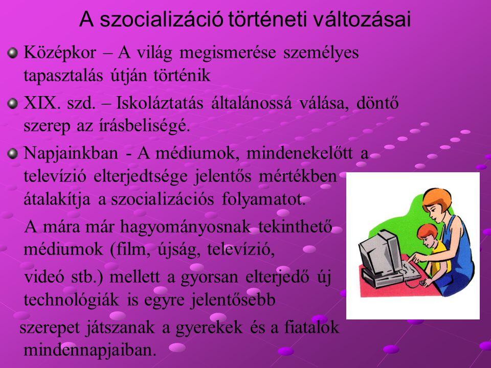 Több fogalmat ismernek a tévéző gyerekek és ezeket tudatosan használják.