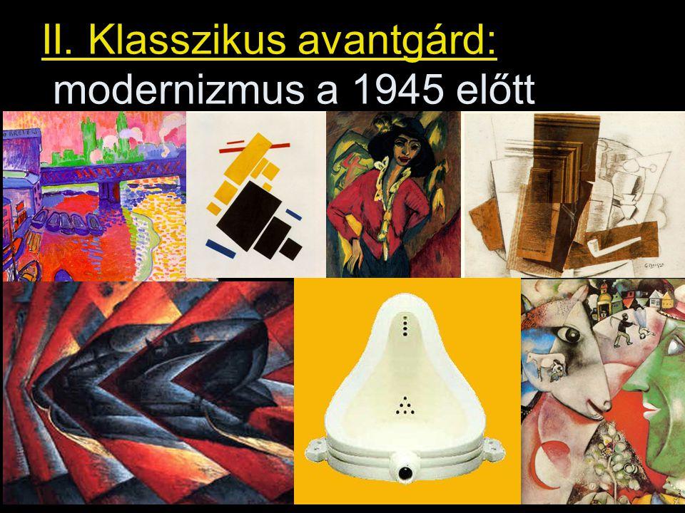 1. Fauve-izmus Matisse