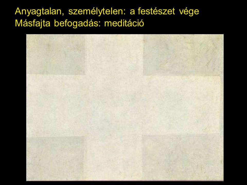 Kazimir Malevics: Vörös négyzet, 1914.
