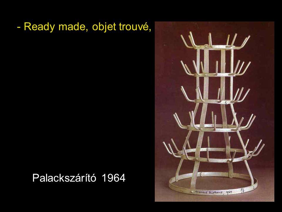 """assemblage: """"összeillesztés , """"összeállítás Roue de Bicyclette 1913"""