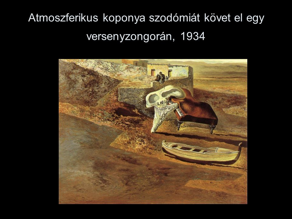 Az emlékezet állhatatossága, 1931