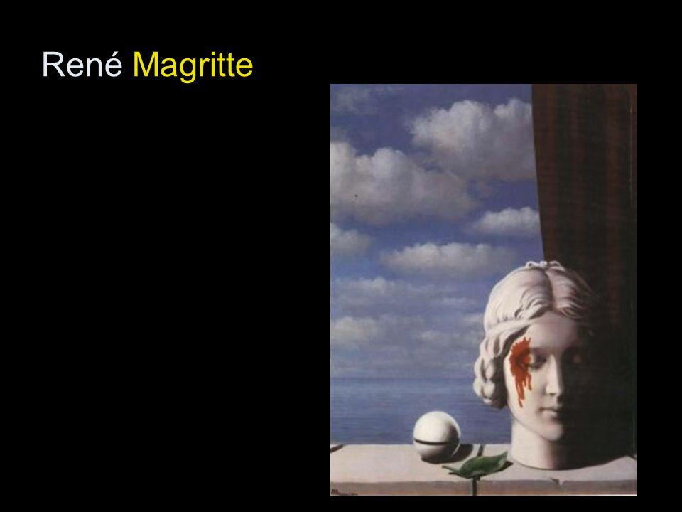 különös találkozások, Magritte