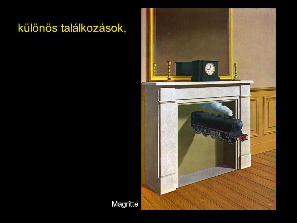 René Magritte: az emberi lét 1933