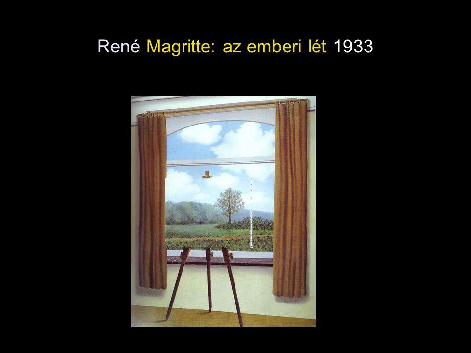 René Magritte: Ez nem egy pipa,1928-29.