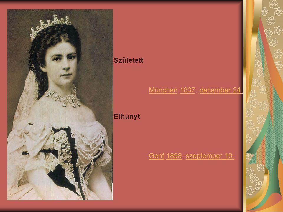 Született MünchenMünchen 1837. december 24.1837december 24. Elhunyt GenfGenf 1898. szeptember 10.1898szeptember 10.