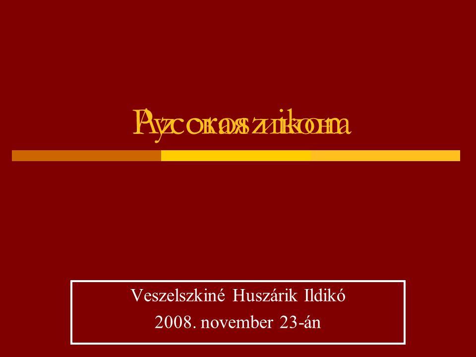 Az orosz ikon Veszelszkiné Huszárik Ildikó 2008. november 23-án Русская икона
