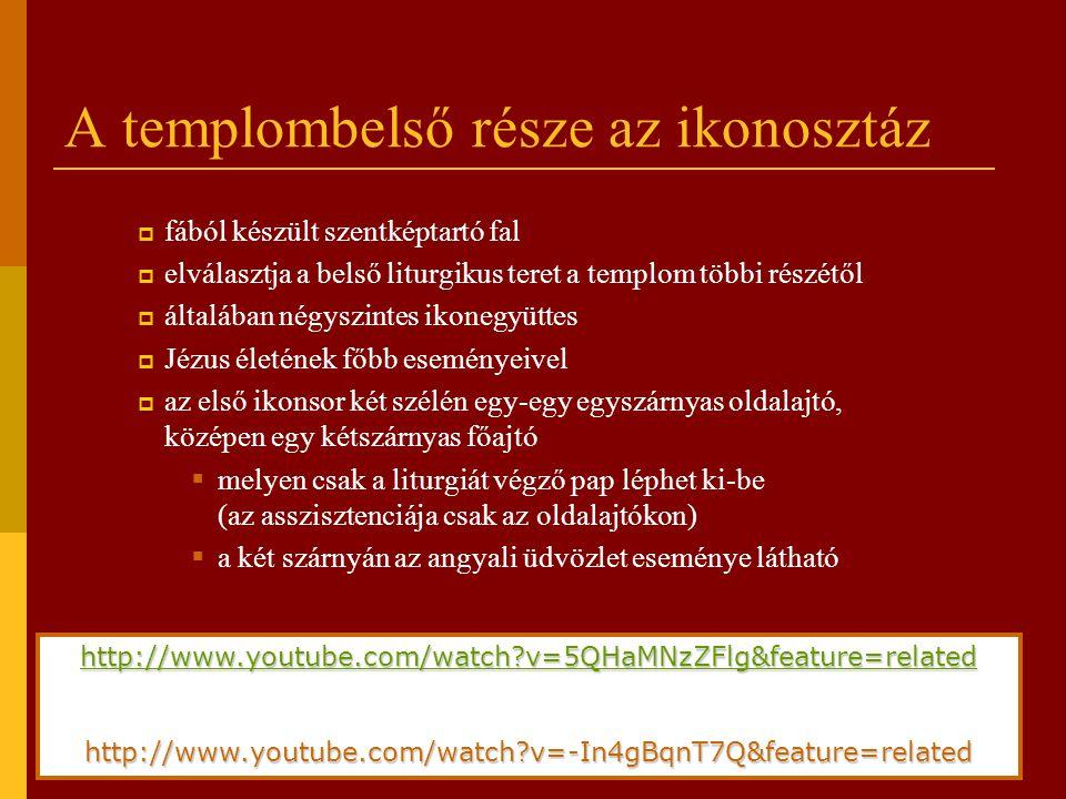 1.sor = ősatyák Alapkép (Szt. Miklós v. Szt. Mihály arkangyal v.