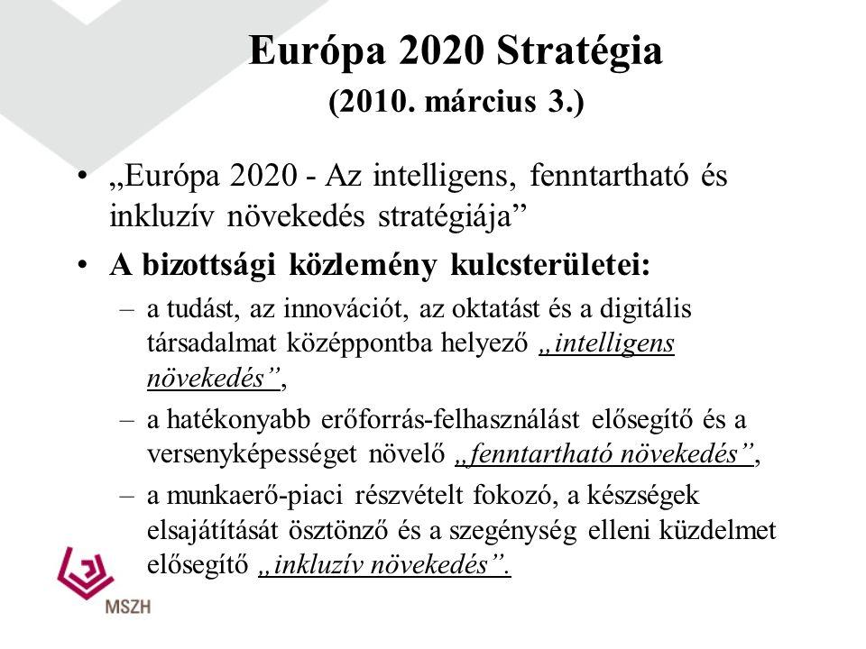 Európa 2020 Stratégia (2010.