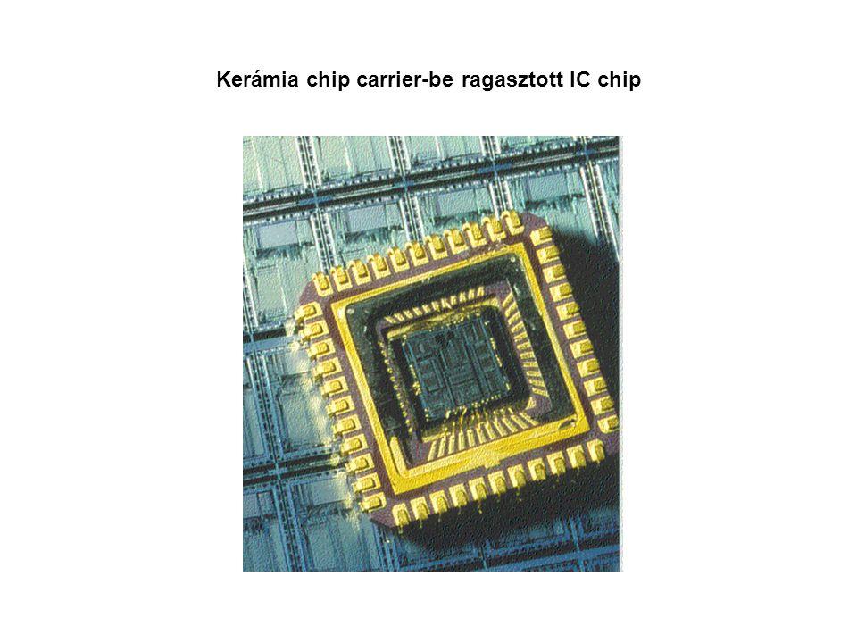 Kerámia chip carrier-be ragasztott IC chip