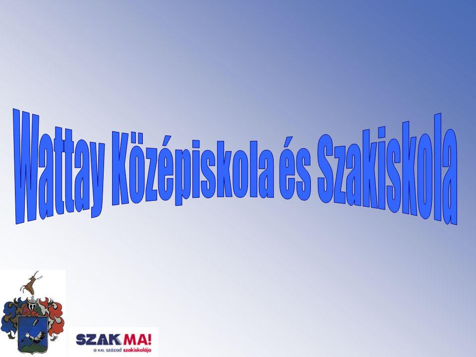 A kiskőrösi Wattay Középiskola és Szakiskola 37 éve önálló szakképző intézmény.