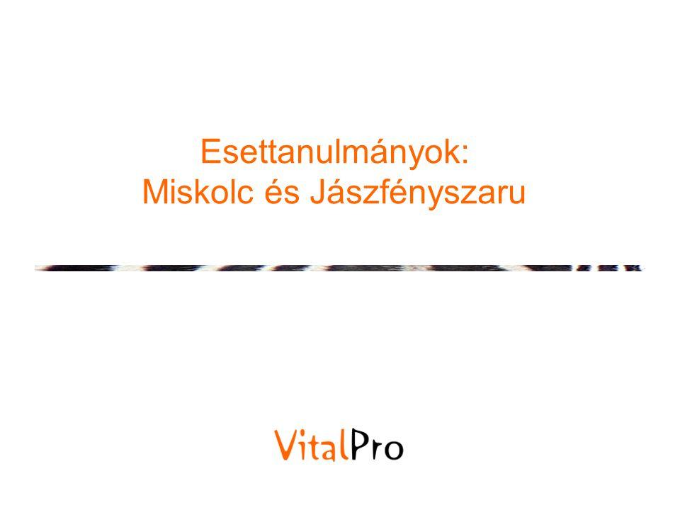 Miskolc •Property Forum Budapest szakmai elismerései (2008): –Történelmi Avas rehabilitációja – Miskolc –Miskolctapolca kapujának integrált fejlesztése •Európai Vállalkozás Díj (2009) (Miskolc városának a bürokrácia csökkentése kategóriában) •Financial Times fDi magazin befektetői ajánlása (2009) (Miskolc 'Highly Commended' by the Financial Times for direct foreign investments) Hazai és nemzetközi elismerések
