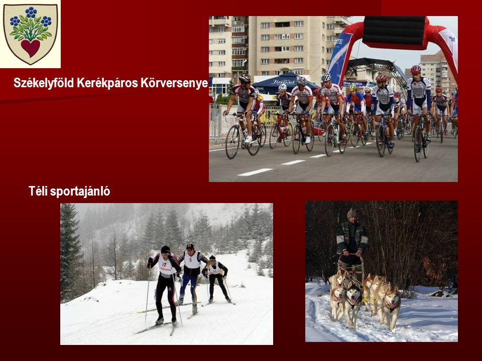 Székelyföld Kerékpáros Körversenye Téli sportajánló