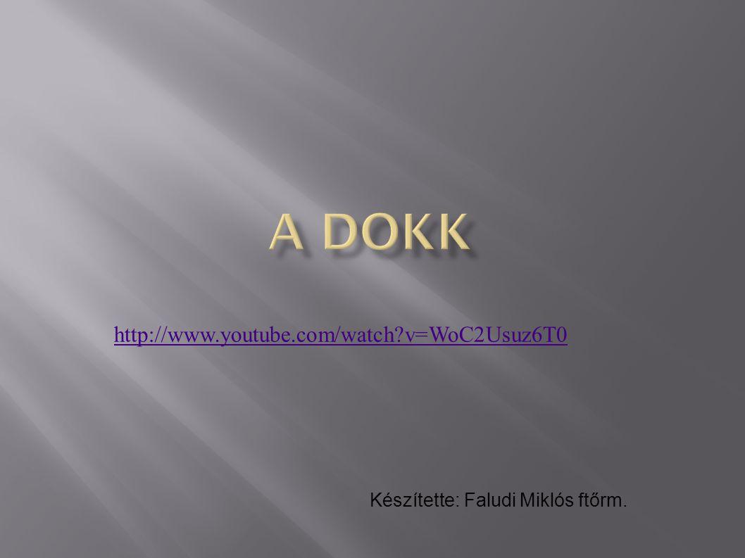 http://www.youtube.com/watch?v=WoC2Usuz6T0 Készítette: Faludi Miklós ftőrm.