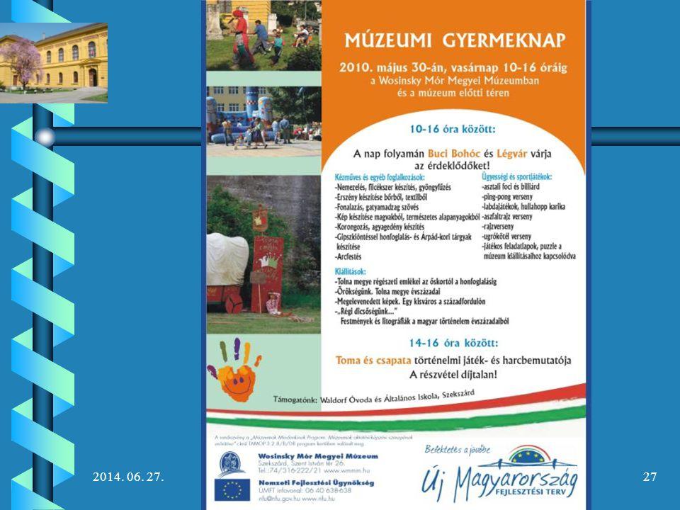 2014. 06. 27.Múzeumpedagógiai programok27