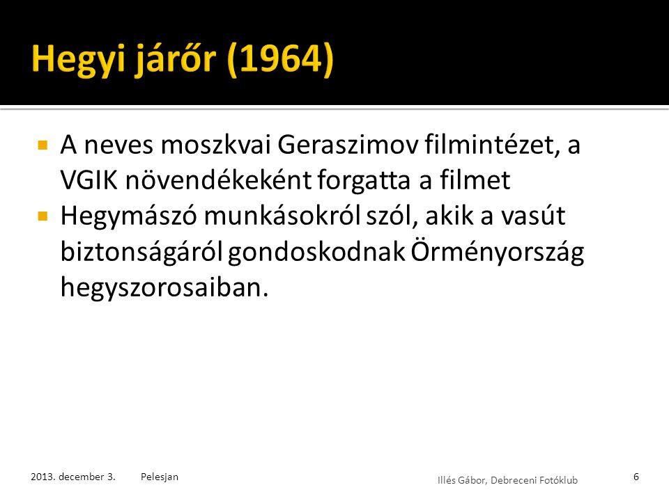 Illés Gábor, Debreceni Fotóklub  Hegyi folyó, amely zúgóban forgatja a juhot és a juhászt, aki menteni akarja...