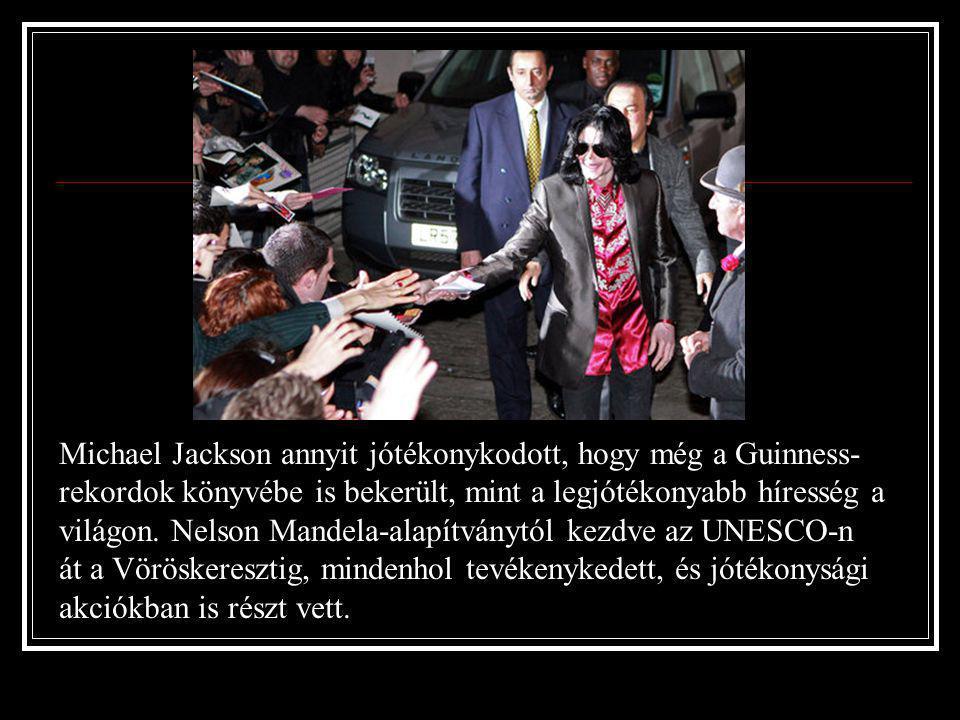 1994-ben Jackson elvette feleségül Elvis Presley lányát, Lisa Marie Presleyt, két évvel rá elváltak. Nászutasokként első útjuk Budapestre vezetett, ah