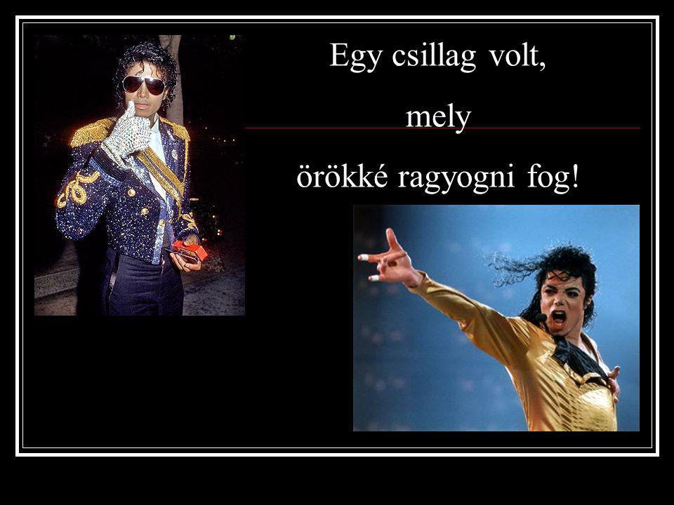 A világ a Michael Jackson halálával egy páratlan zenei tehetséget vesztett el, aki életében 15 grammy díjat vett át!