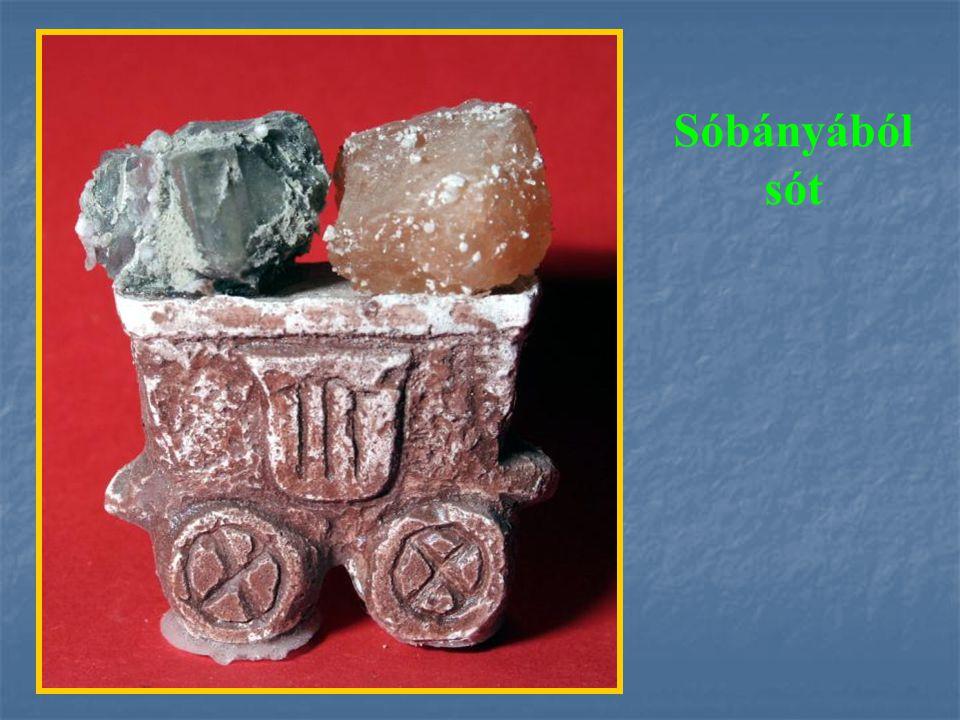Sóbányából sót