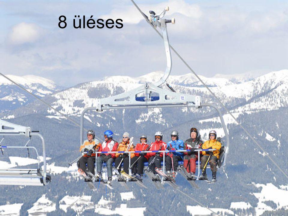 8 üléses