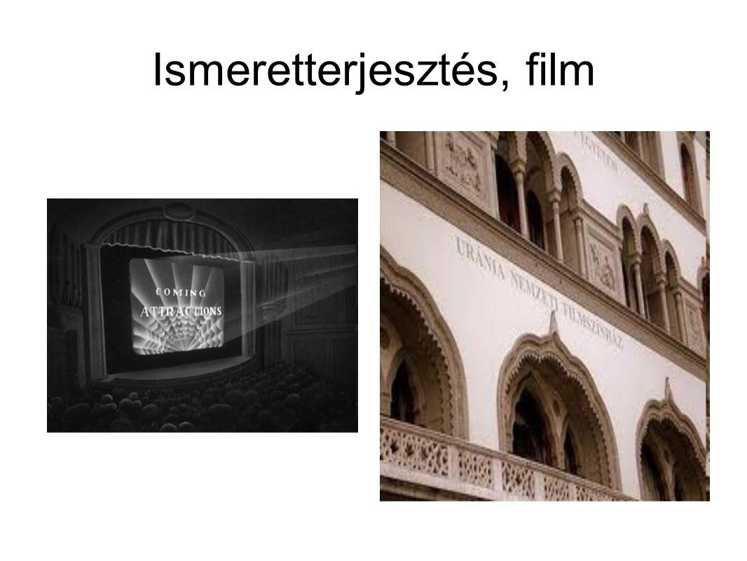 Ismeretterjesztés, film