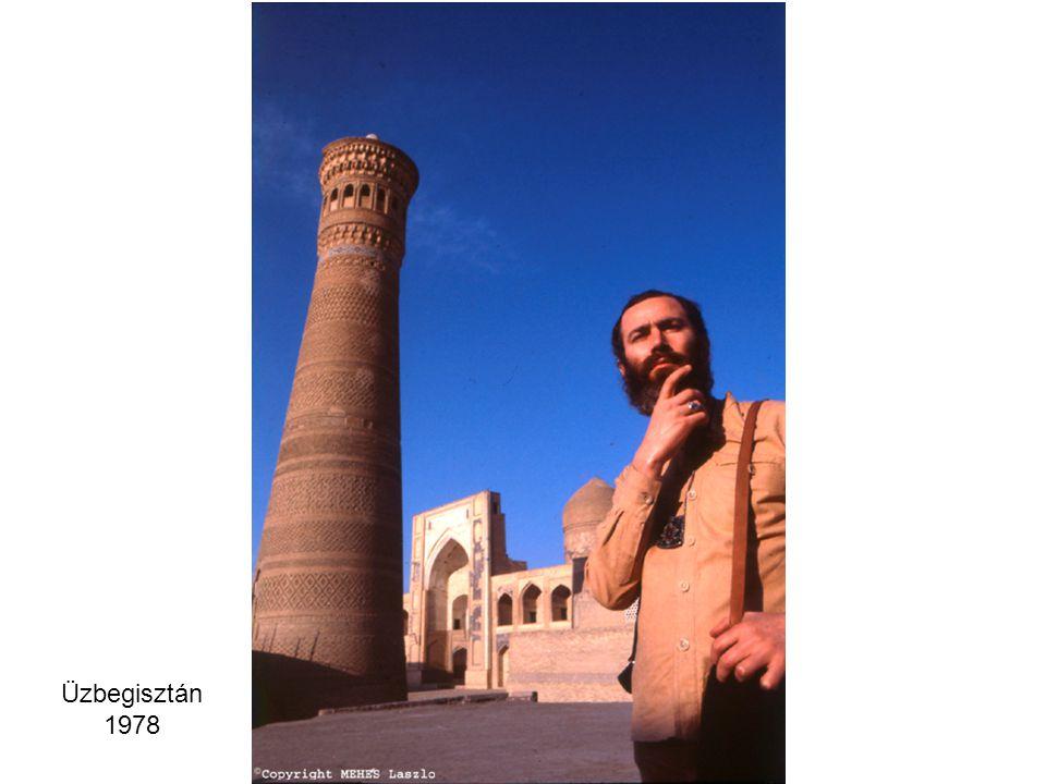 Üzbegisztán 1978