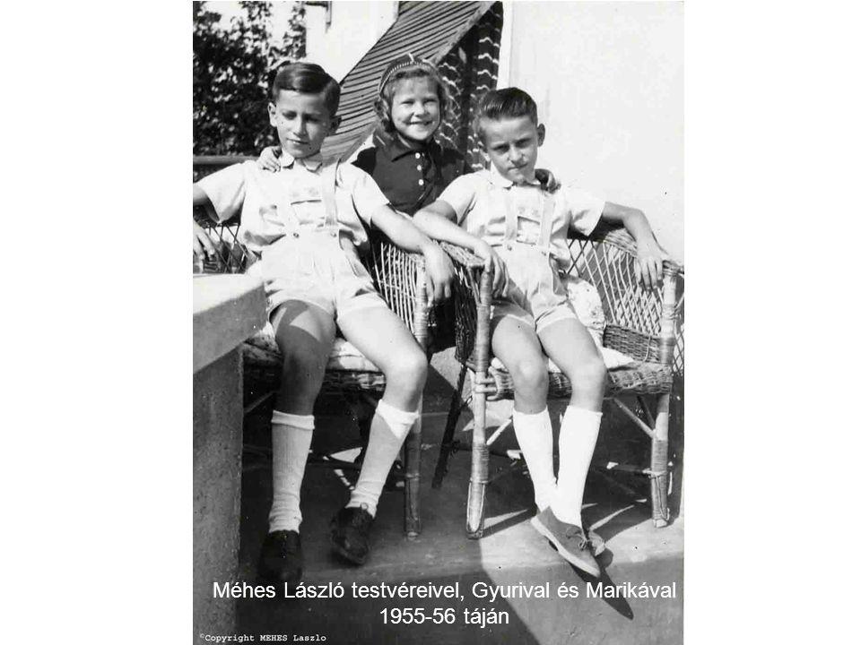 Méhes László 1959