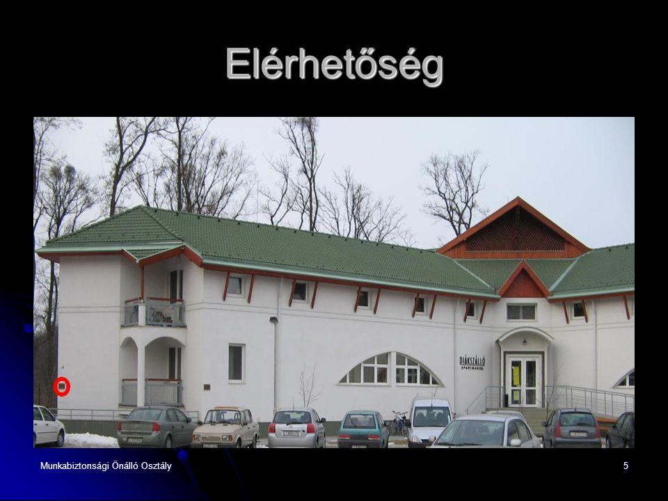 6 Az osztályunk honlapjának címe  http://munkavedelem.unideb.hu Pl.: I.