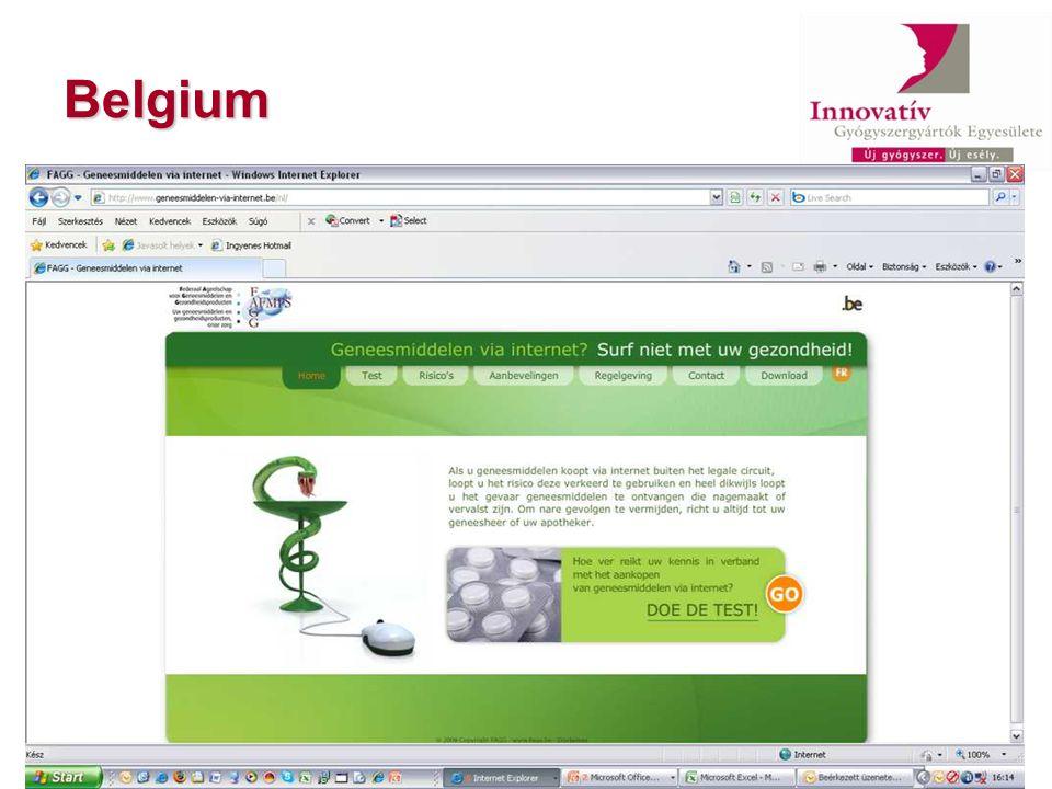 Hazánkban Hamisítás Elleni Nemzeti Testület megalakul (HENT ) Hamisítás elleni Nemzeti Stratégia 2008-10 www.hamisgyogyszer.hu