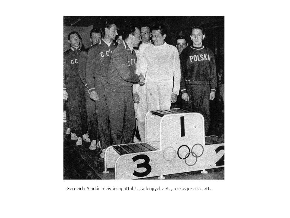 """Ami viszont elsőre a magyaroknak eszébe jut erről az olimpiáról, az a vizilabda döntője, ami """" Olimpiai vérfürdő néven vált híressé."""