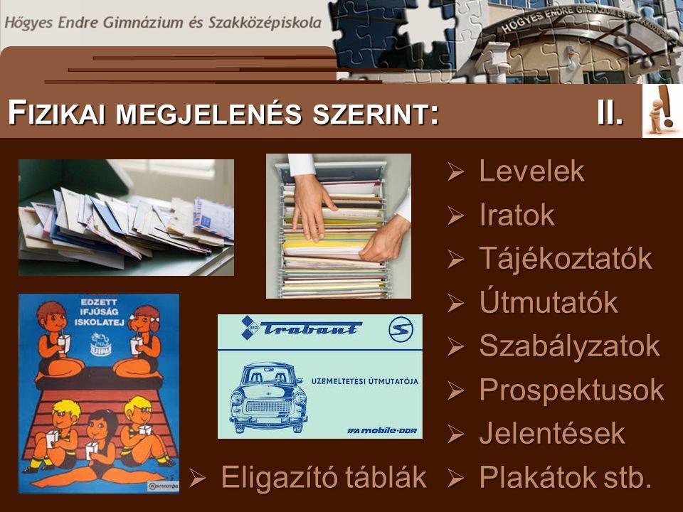 D EBRECENI E GYETEM E GYETEMI ÉS N EMZETI K ÖNYVTÁR www.lib.unideb.hu www.lib.unideb.hu S ZÖVEGES DOKUMENTUMOK ELŐFORDULÁSA K ÖNYVTÁRTÍPUSOK 1.