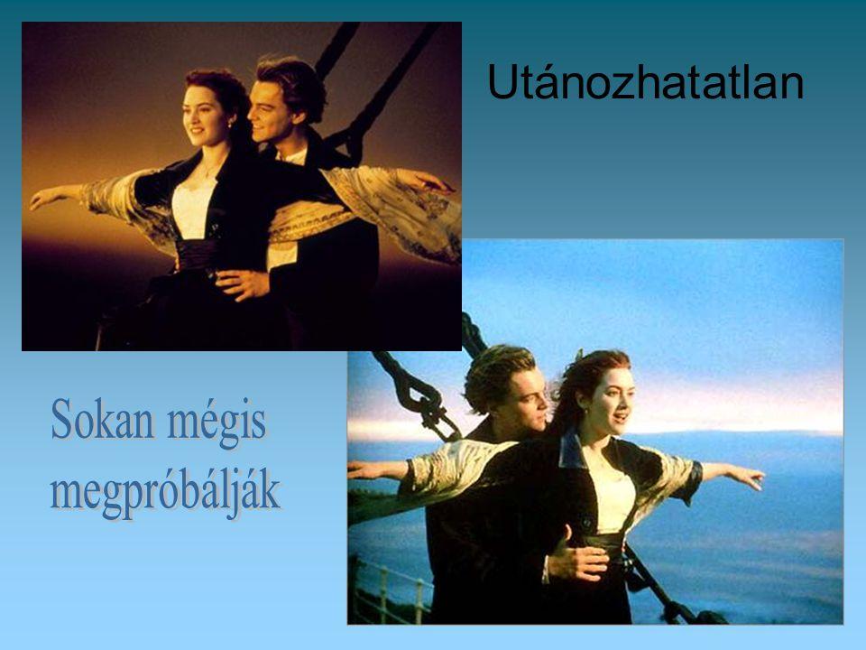 A Titanic kultusz fimmé vált..